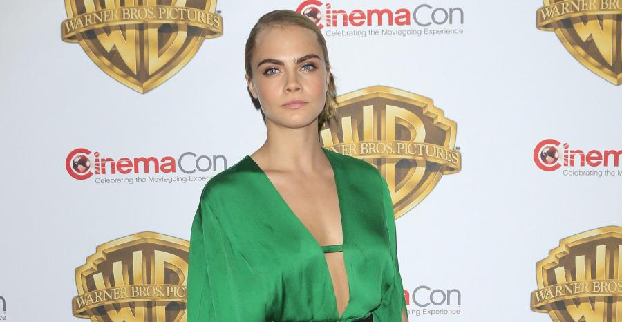 Cara Delevingne na CinemaCon 2016