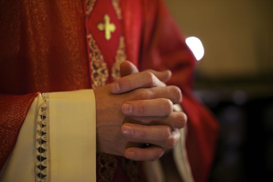 Katolicki duchowny