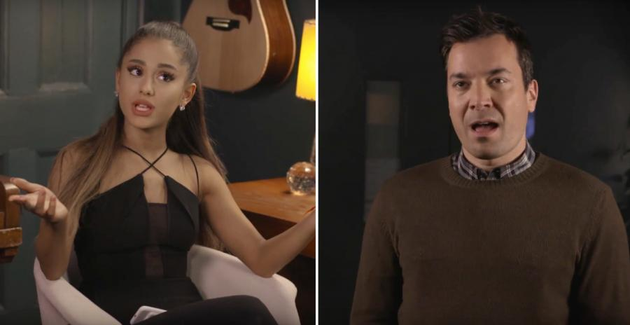 Ariana Grande i Jimmy Fallon mistrzami w \