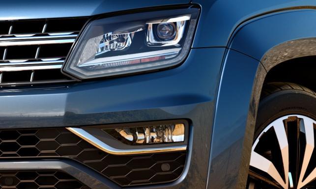 Volkswagen amarok, czyli nowy pikap z Niemiec [FOTO]