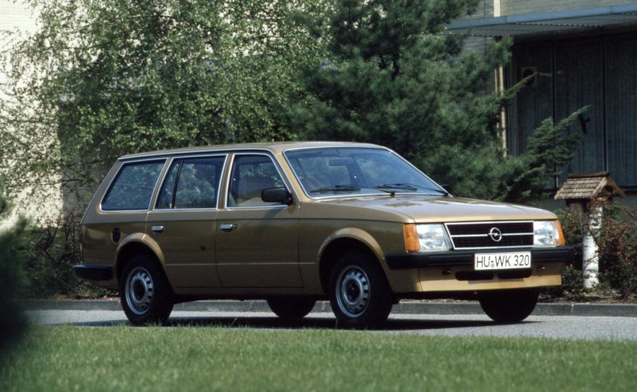 Opel Kadett D Caravan 1979-1984