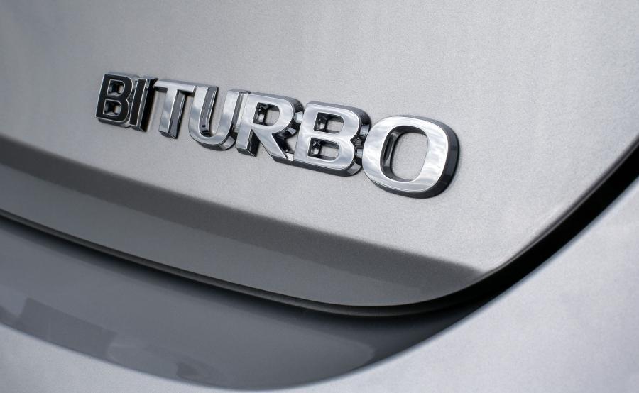 Opel astra BiTurbo