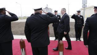 Robert Work w Rumunii