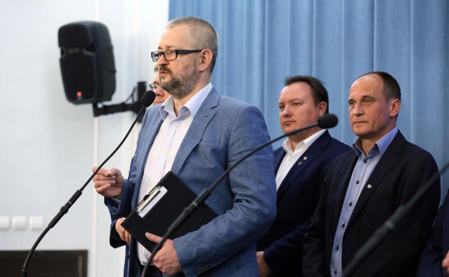 Rafał Ziemkiewicz;Paweł Kukiz i Paweł Grabowski