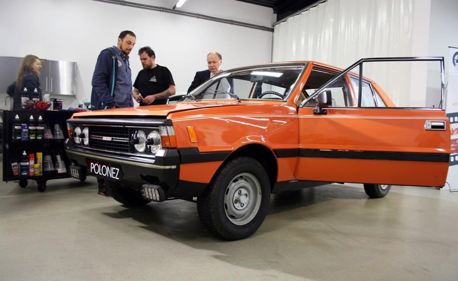 Polonez 3d