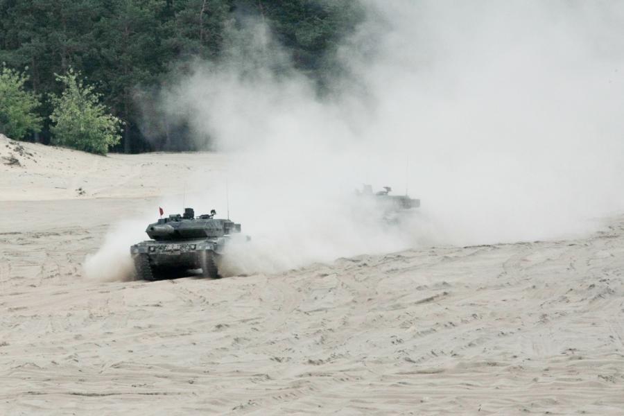 Ćwiczenia NATO Brilliant Jump 2016