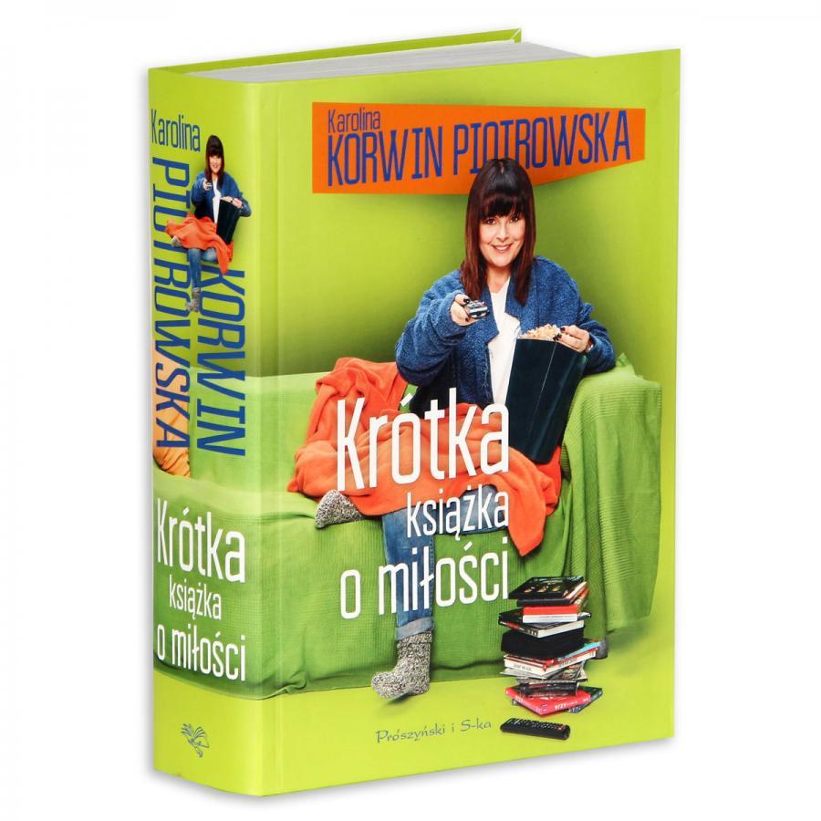 """Wszystkie opisy filmów pochodzą z """"Krótkiej książki o miłości"""" –Karoliny Korwin Piotrowskiej opowieści o jej filmowych fascynacjach"""