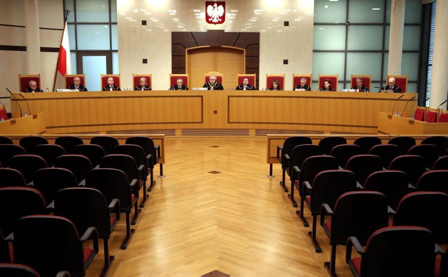 Sędziowie Trybunału Konstytucyjgo
