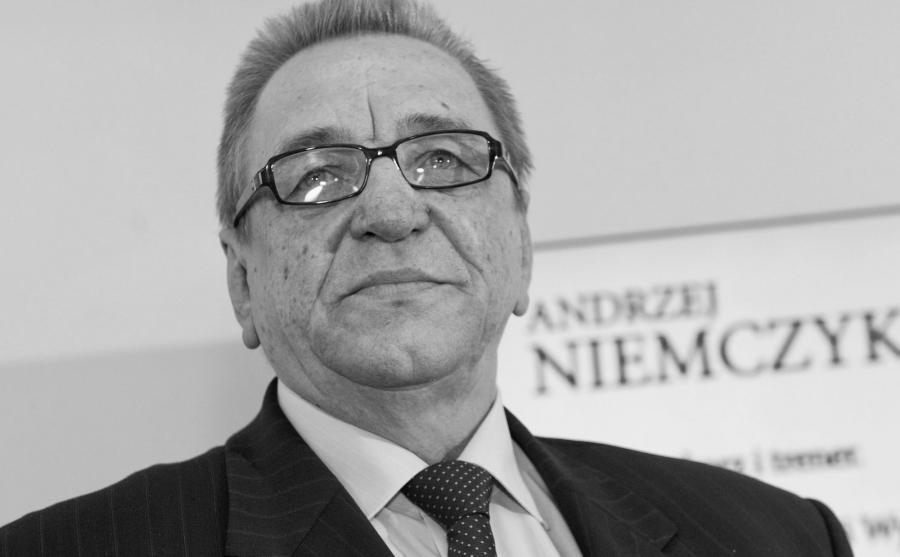 Zmarł Andrzej Niemczyk