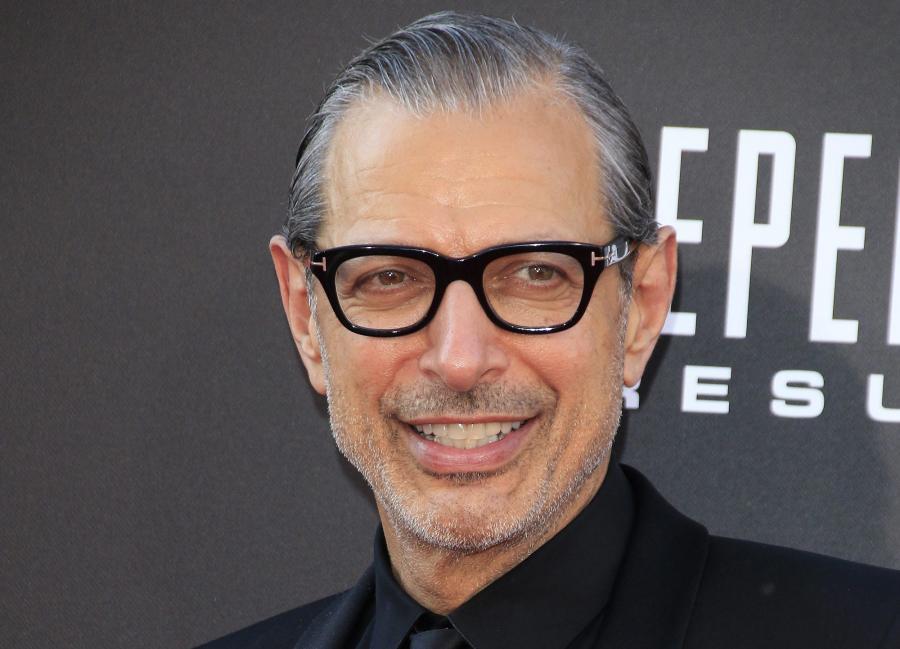 Jeff Goldblum –facet, który uratował świat