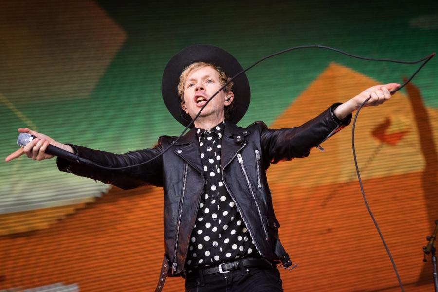 Beck na Glastonbury 2016