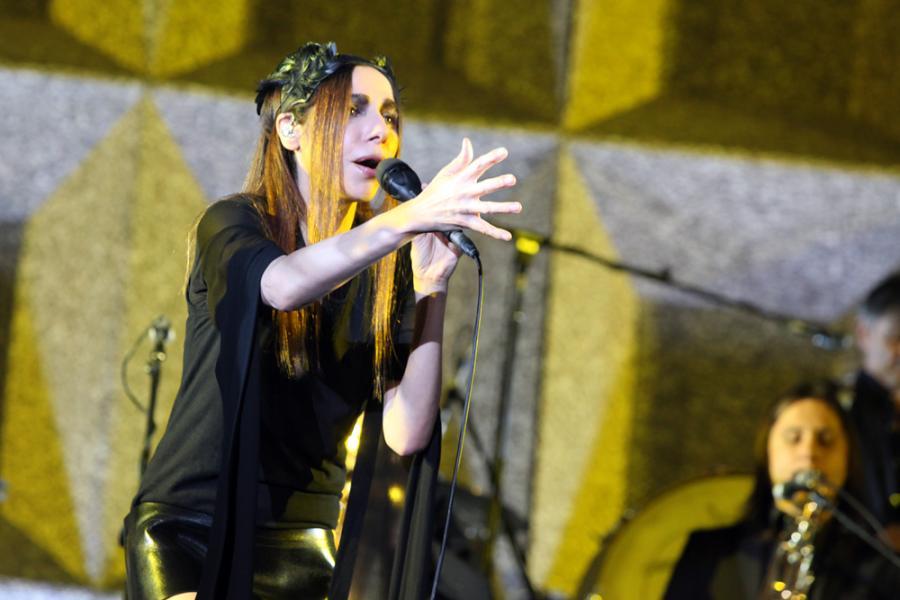 Opener Festival 2016: PJ Harvey / fot. Joanna Combik
