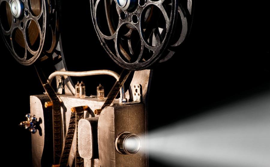Projektor filmowy