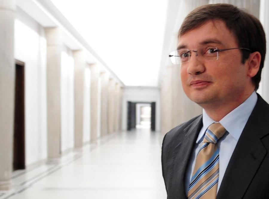 Ziobro: Bruksela to moja przyszłość