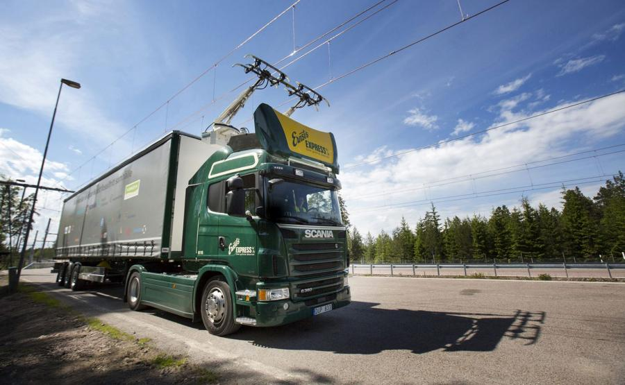 Hybrydowy układ napędowy testowanych pojazdów Scania jest zgodny z Euro 6, może też być zasilany biopaliwem