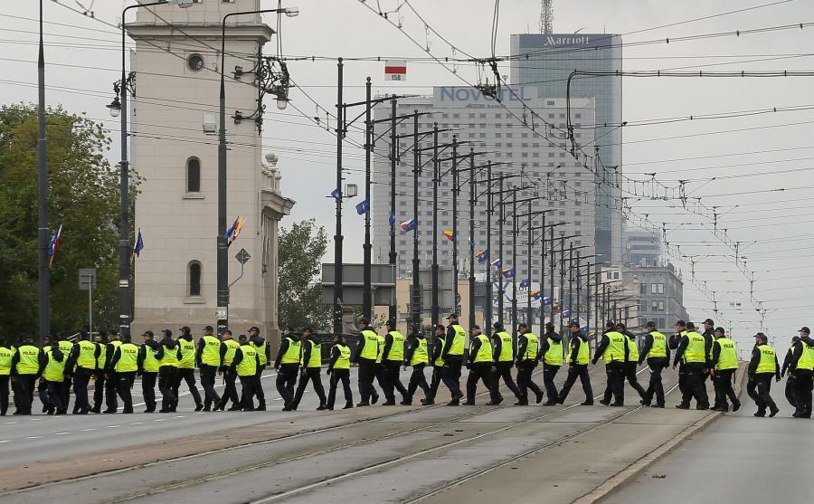 Przygotowania do szczytu NATO