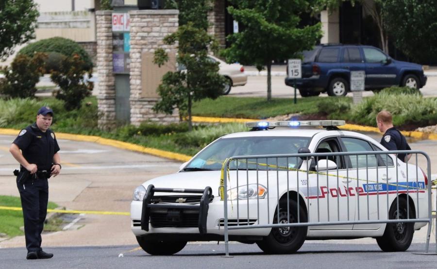 Policja w Baton Rouge