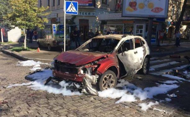Znany dziennikarz zginął w wybuchu samochodu