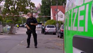 Incydent w pobliżu niemieckiego ośrodka dla uchodźców. Eksplodowała walizka