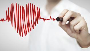 Badanie EKG serca