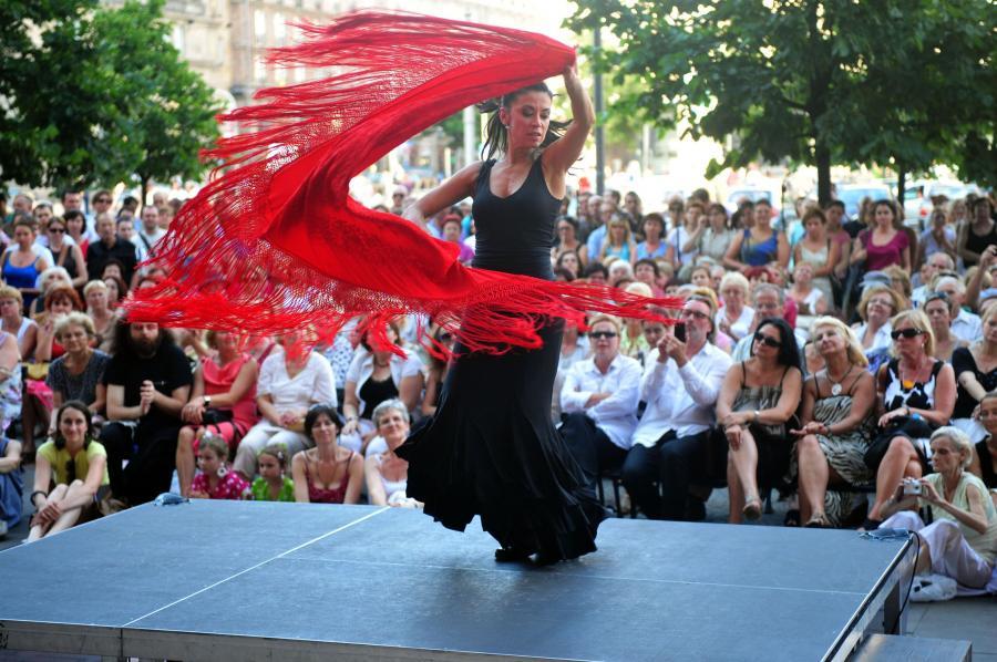 Flamenco namiętnie (Fot. Robert Jaworski)