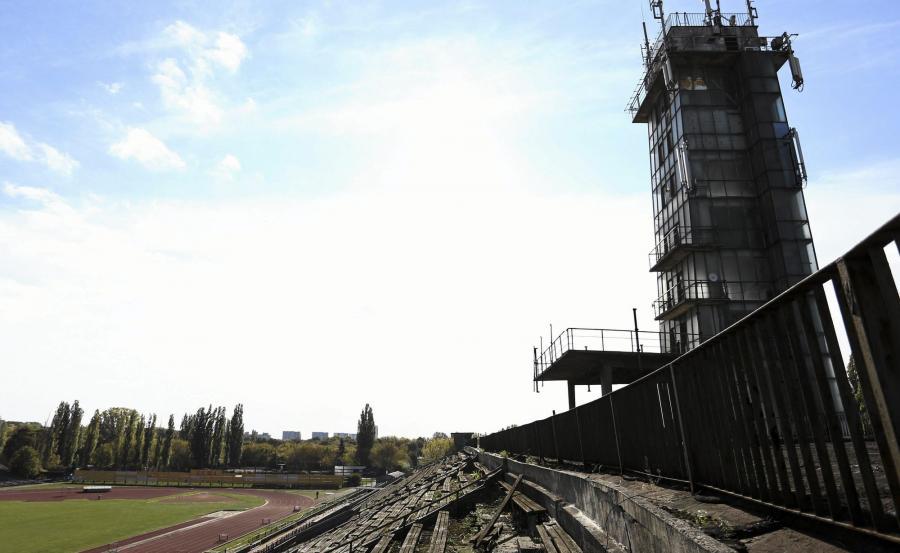 Stadion Skry wymaga remontu