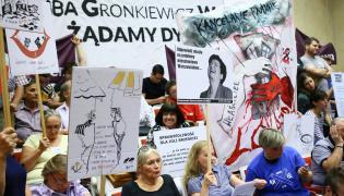 Posiedzenie Rady Warszawy