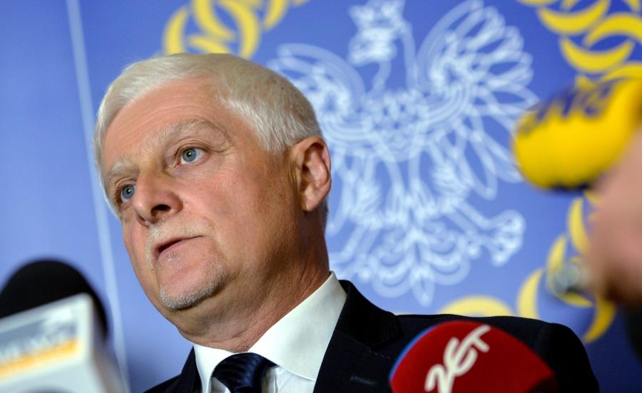 Przewodniczący KRS Dariusz Zawistowski