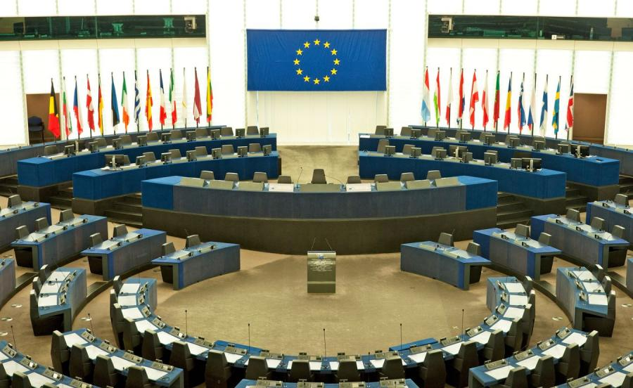 Strasburg: Parlament Europejski