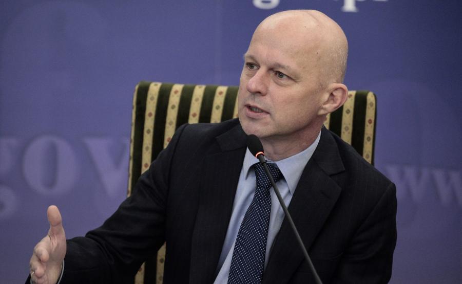 Paweł Szałamacha - minister finansów