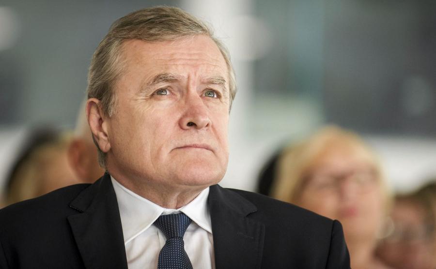 Piotr Gliński - wicepremier, minister kultury