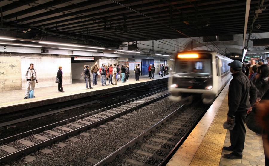 Metro w Rzymie