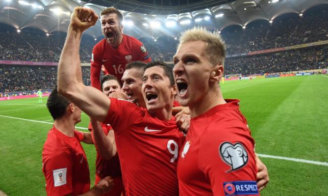 El. MŚ 2018: Na to zwycięstwo czekaliśmy aż 84 lata. Polacy rozbili Rumunów 3:0 i wskoczyli na fotel lidera