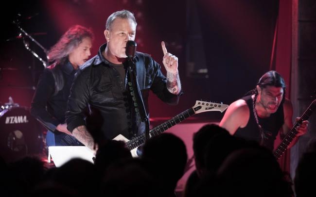 Metallica 18 lsitopada wydaje nową płytę \