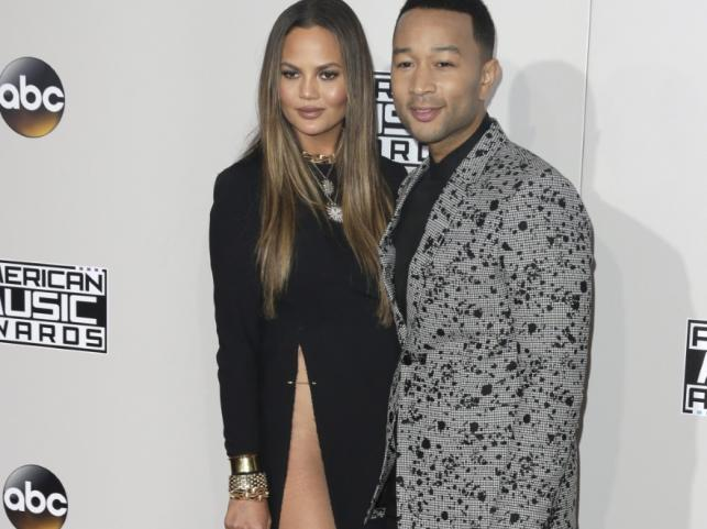 Chrissy Teigen i John Legend