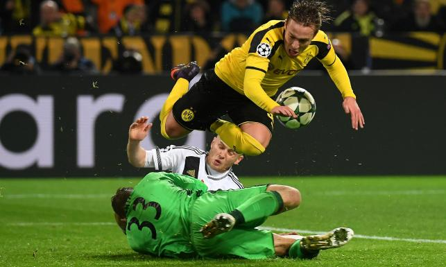 Liga Mistrzów: Kosmiczny mecz w Dortmundzie. Piłkarze Legii i Borussii ustanowili nowy rekord