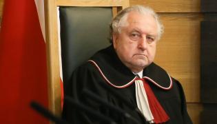 Przewodniczacy TK prof. Andrzej Rzepliński