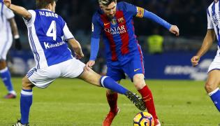 Lionel Messi i Asier Illarramendi