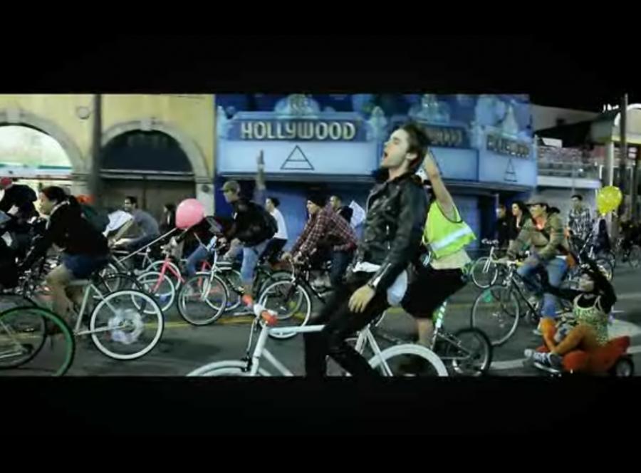 Zespół 30 Seconds To Mars prezentuje nowy klip - \
