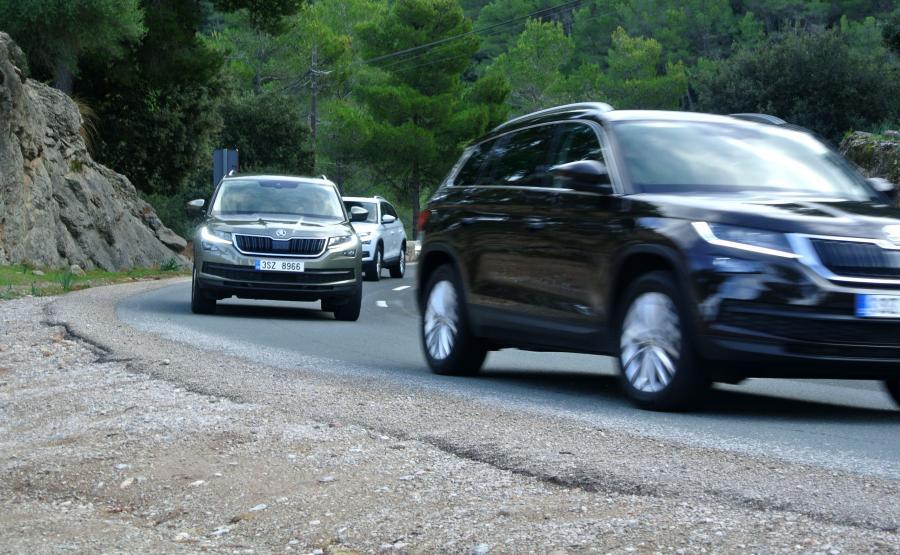Skoda kodiaq to dopracowane i ekonomiczne auto