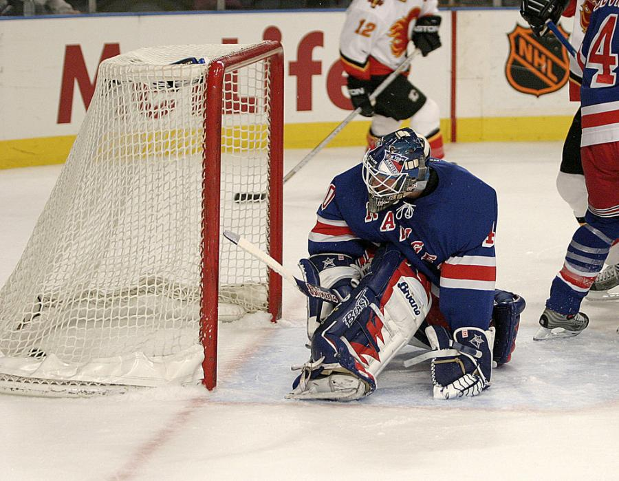 Bramkarz New York Rangers