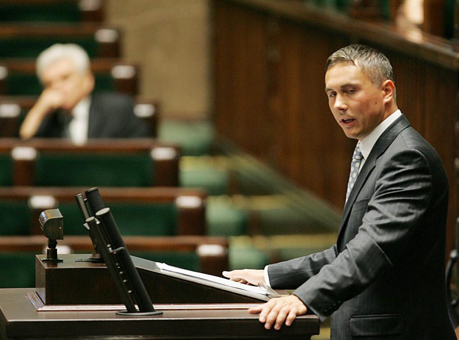 Czy ministrem sprawiedliwości będzie Sebastian Karpiniuk?