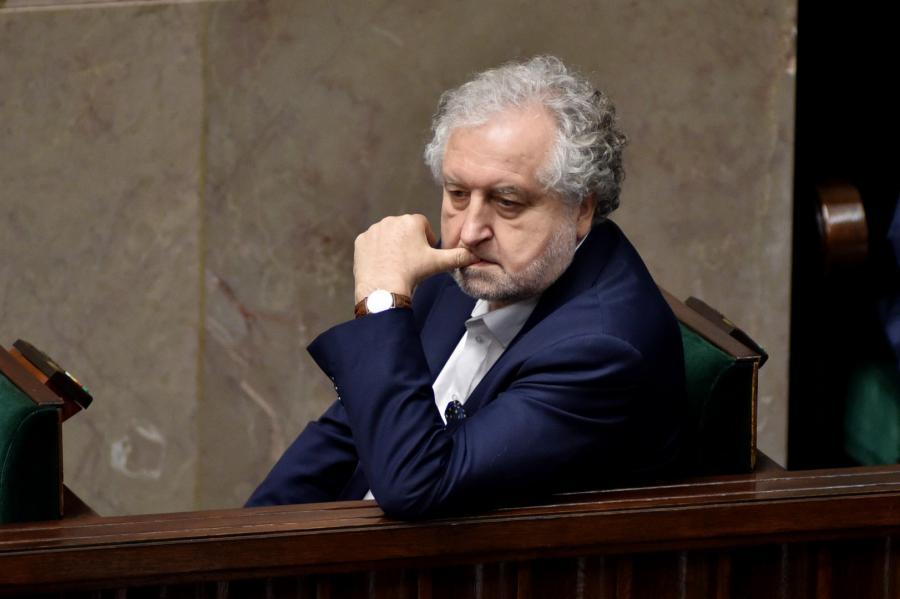 Andrzej Rzepliński w Sejmie