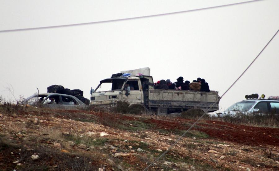 Ewakuacja z Aleppo