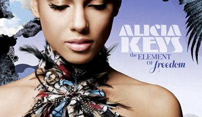 "Nowa płyta Alicii Keys ""The Element of Freedom"""