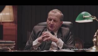 """Robert Górski jako prezes """"Kaczyński"""""""