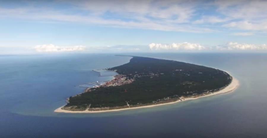 To nie Malediwy - To hel z lotu... drona