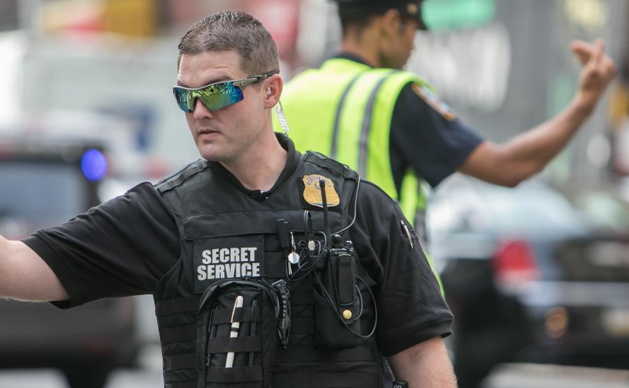 Agent Secret Service