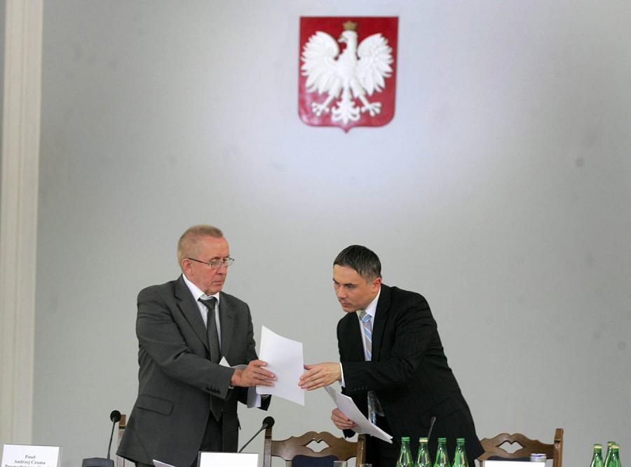 Karpiniuk poważnym kandydatem na szefa