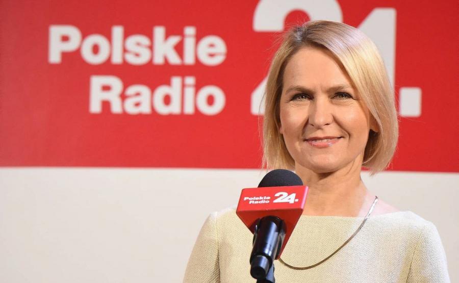 Prezes zarządu Polskiego Radia Barbara Stanisławczyk-Żyła